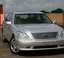 2005 Lexus LS430 Lux  by Daniel  Oyvetsky