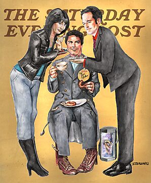 Torchwood Saturday Evening Post by Jesse Rubenfeld