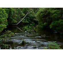 Kangaroo River. 7-3-12. Photographic Print