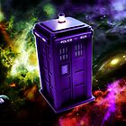 Colorful Space by drwhobubble