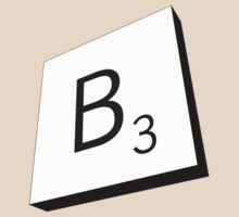 B by Tim Heraud