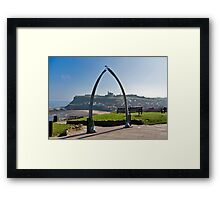 Whitby Views Framed Print