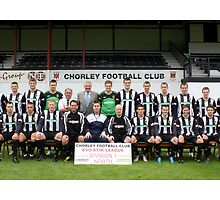 Chorley FC ~ The Magpies by footypix
