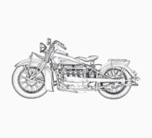 1939 Indian 439  by surgedesigns