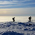 Walking Above the Clouds, Ochil Hills, Scotland by ScotLandscapes