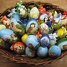 EASTER EGGS by BrigitteHintner