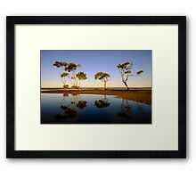 Select Your Partners Framed Print