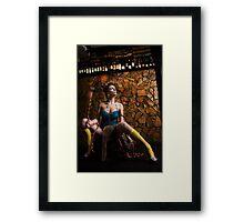U4 Framed Print