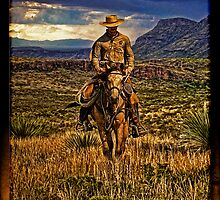 The Texas Ranger by Richard  Gerhard