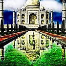 THE TAJ by M-A-K