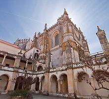 Tomar. Convent of Christ 4 by terezadelpilar~ art & architecture
