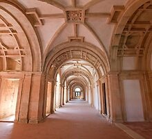 The Cloister by terezadelpilar~ art & architecture