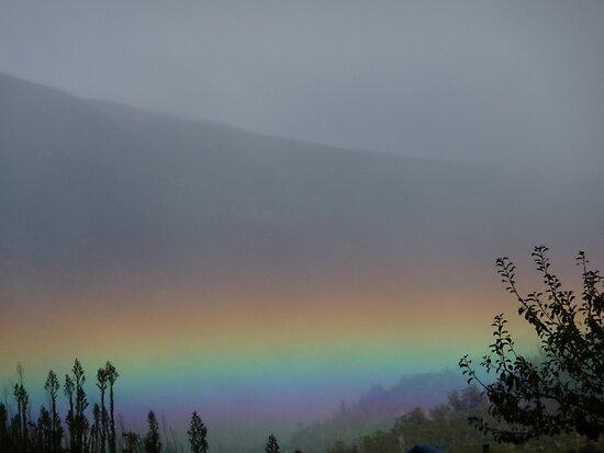 Rainbow Day by DEB CAMERON