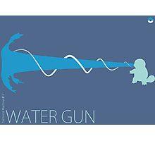 Water Gun Photographic Print