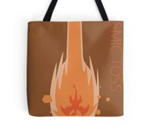 Seismic Toss Tote Bag
