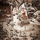 Kathesimbhu Temple, Kathmandu by EveW