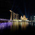 Marina Bay, Singapore by Joanne Rinaldi