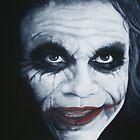 Joker by barrymckay