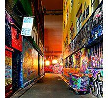 Urban Art Photographic Print