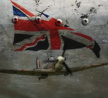 Battle of Britain by Nigel Bangert