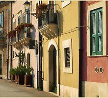 Sicilian Façade by Janone