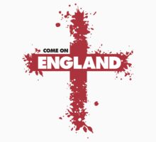 Come on England! by Paul-M-W