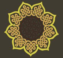 Celtic Sunflower by Ashton Bancroft