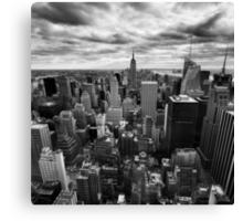NYC: Skyline Canvas Print