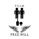 Team Free Will by Jam42B