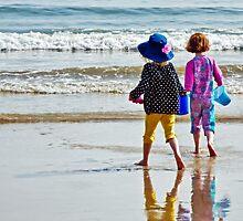 Springtime At The Seaside :) by Susie Peek
