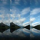 Loch Leven and the Pap of Glencoe by cuilcreations
