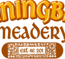 Honningbrew Meadery Sticker