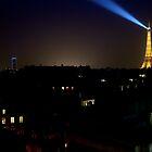 Bonne Nuit, Ville de Lumière... by Ainsley Kellar Creations