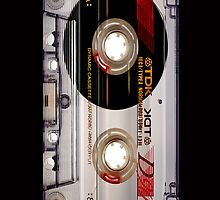 TDK cassette tape iphone 5, iphone 4 4s, iPhone 3Gs, iPod Touch 4g case by pointsalestore Corps