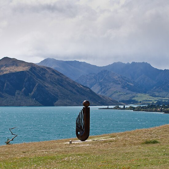 Rippon vineyard sculpture #1 by gematrium
