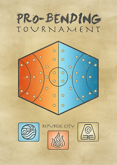 Pro-Bending Tournament by thehookshot