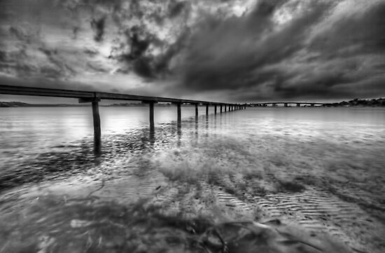 The Jetty by Arfan Habib