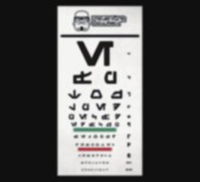 Stormtrooper Eye Exam Kids Clothes