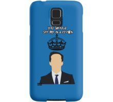 honey,you should see me in a crown Samsung Galaxy Case/Skin