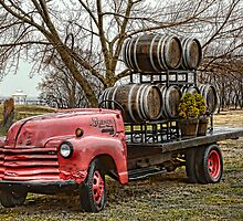 The Winery and the Truck - Legends by Marilyn Cornwell