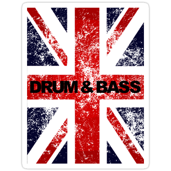 Drum & Bass England  by DropBass
