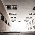 Tunnel Between Buildings by Marc Garrido Clotet
