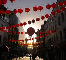 China Town, London by Bringyourownsun