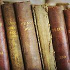Old books. by cavan michaelides