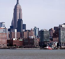 Empire State building by William  Donnelly