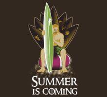 Summer is coming #1 by ikado