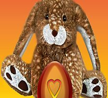 ❀◕‿◕❀EASTER BUNNY EGG OF LOVE❀◕‿◕❀ by ╰⊰✿ℒᵒᶹᵉ Bonita✿⊱╮ Lalonde✿⊱╮