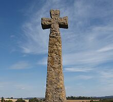 Cross in North Wales by kalaryder