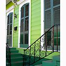 New Orleans French Quarter by Sandra Russell