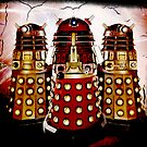 Dalek by drwhobubble